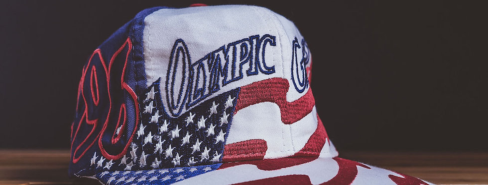 1996 Olympic Games Graphic Snapback