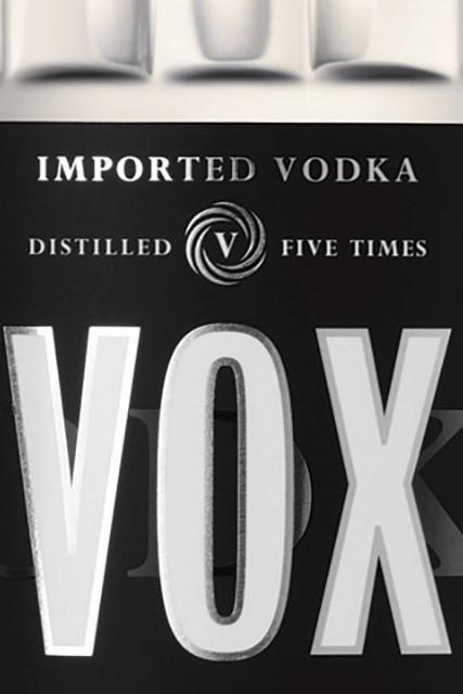 Vox Vodka Liter