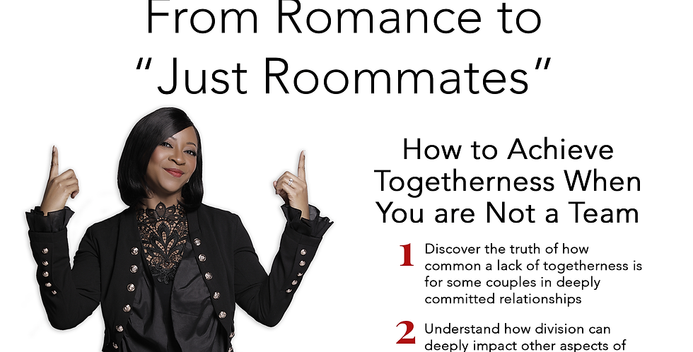 From Romance to Just Roommates