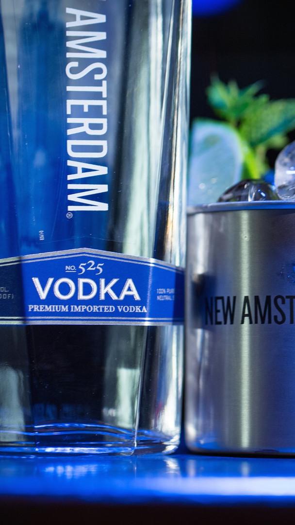 New Amsterdam Vodka 750 ml