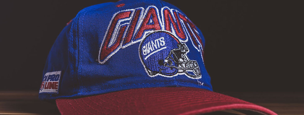 New York Giants Graphic Snapback