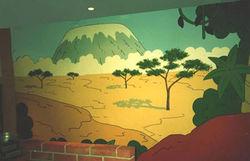 Nursery - Mural by Design