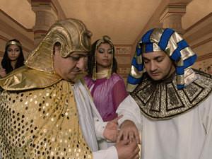 JOSEPH:WISE LEADER - Genesis 41:1 - 49