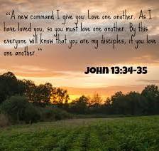 LOVE - John 13:21-38