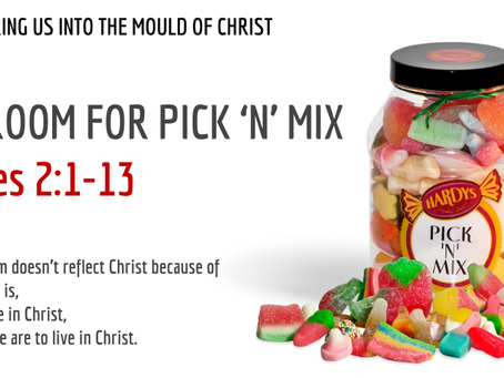 NO ROOM FOR PICK 'N' MIX