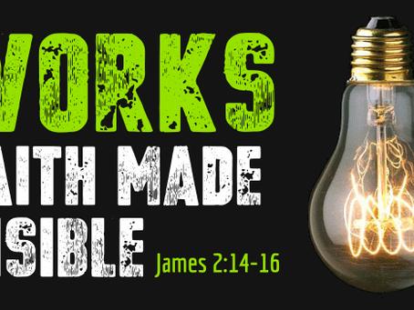 WORKS - FAITH MADE VISIBLE