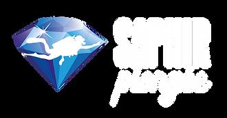 SAPHIR Logo 2021_horizontal_fond fonce H
