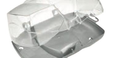 boite rigide plastique