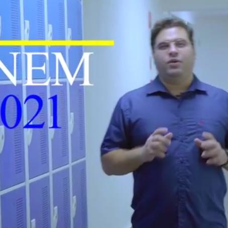 Inscrições ENEM 2021 estão abertas!!!