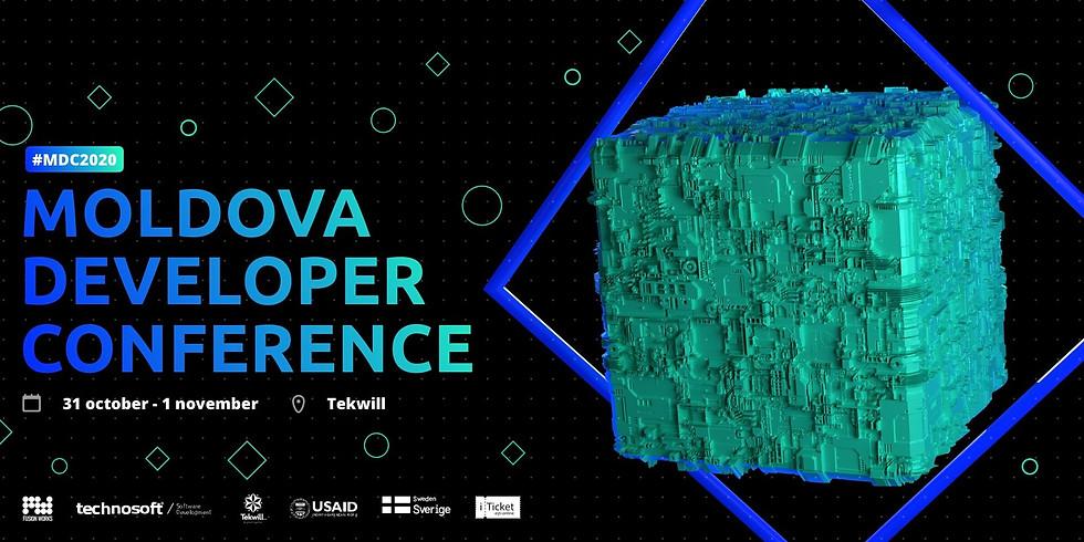 Moldova Developer Conference 2021