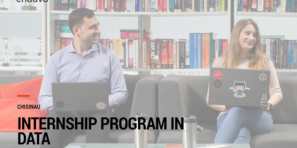 Program de internship în Data