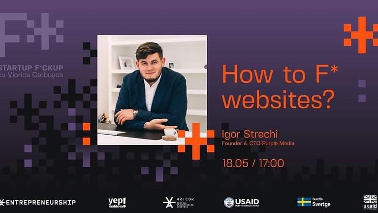 Cum să învingi website urile?