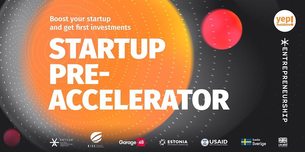 Yep! Startup Pre-Accelerator, ediția #6
