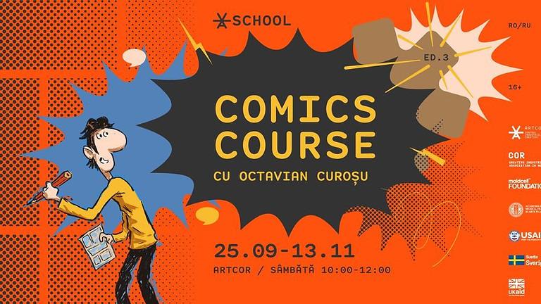 Comics Course ed.3