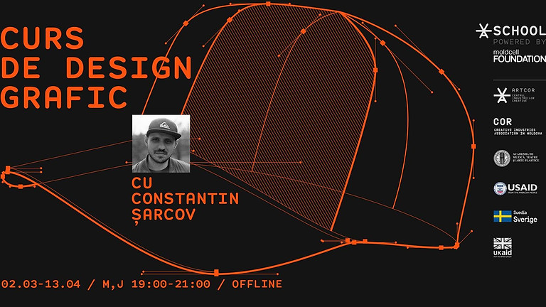 Graphic Design with Constantin Șarcov / ed. 5