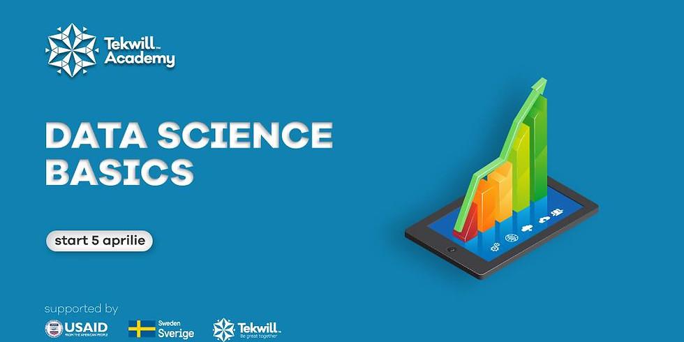 DATA SCIENCE BASICS