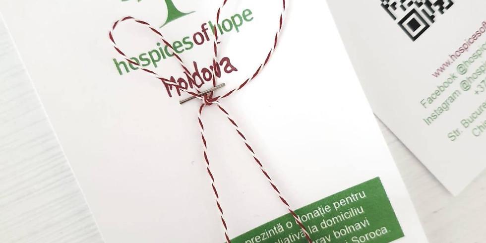 Un Mărțișor pentru speranță