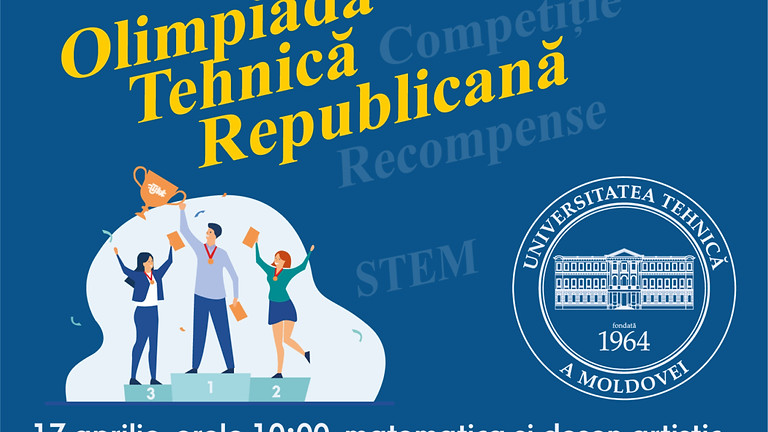 OLIMPIADA TEHNICĂ REPUBLICANĂ-2021