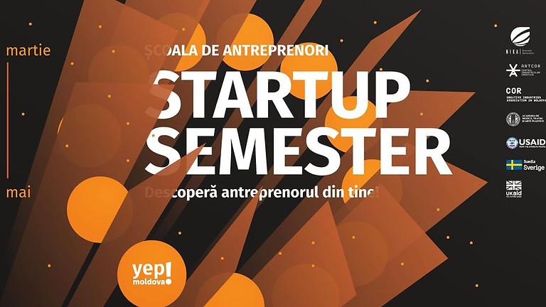 Startup Semester, ediția #2