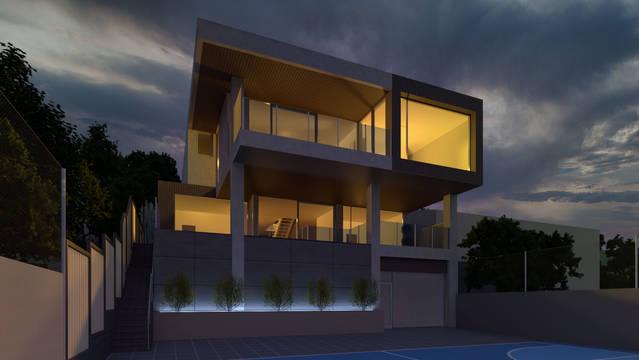 GLEN OSMOND HOUSE