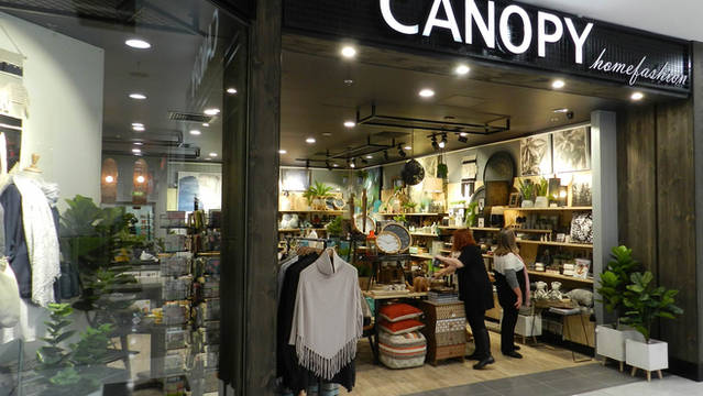 CANOPY HOME FASHION