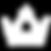 Clipped QMUL logo transparent white low-