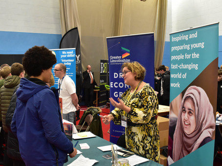 CAREERS FAIR IS A JOINT CLUSTER EVENT