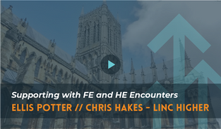 Ellis Potter // Chris Hakes - Linc Higher