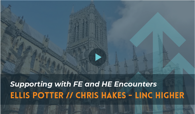 Ellis Potter // Chris Hakes - Linc Higher