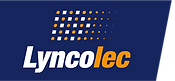 Lyncolec logo on blue.png