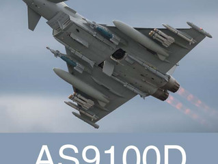 EuroTech is Awarded AS9100D