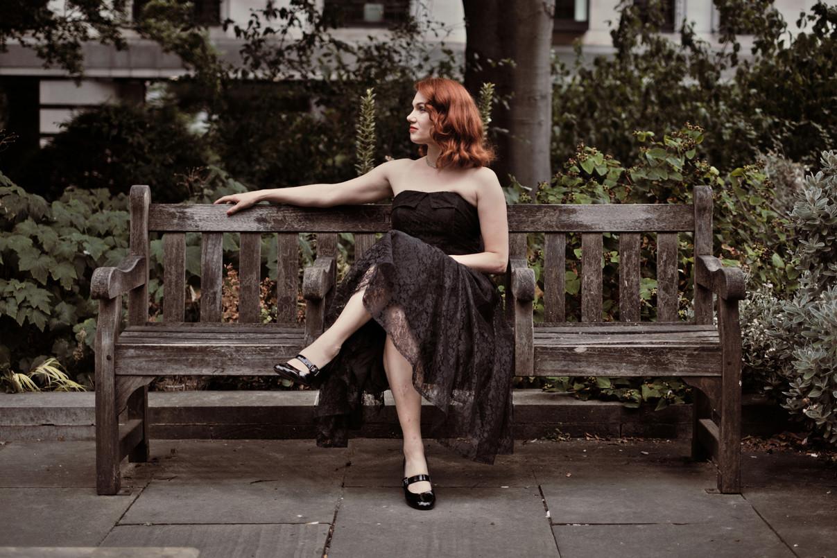 Louise Messenger (c) John Rixon (park be