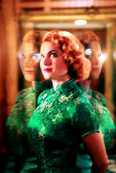 Louise Messenger by Sharon Davis