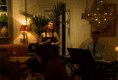 Louise Messenger - Soho.Live Studios