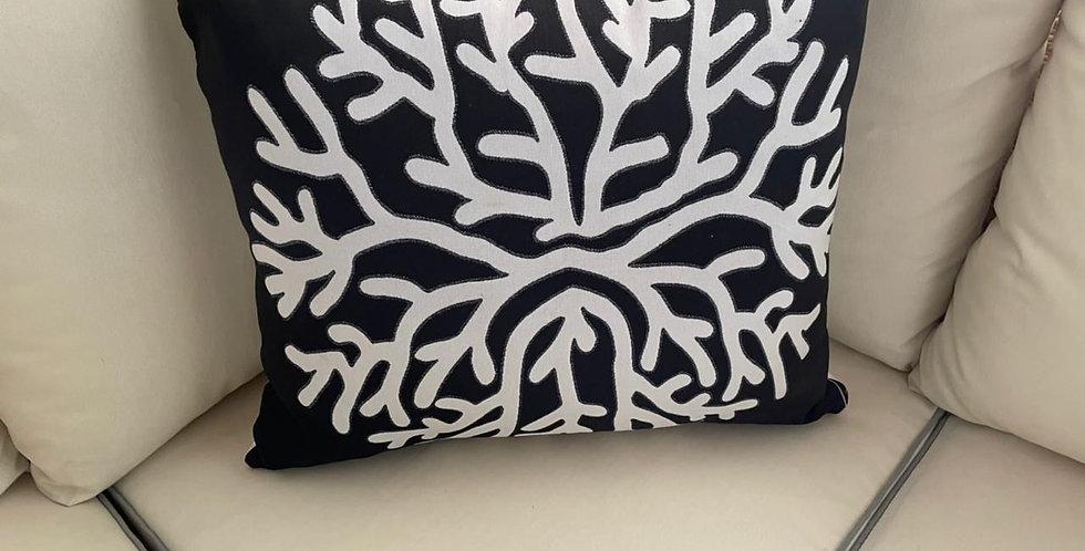 Cojines decorativos coral