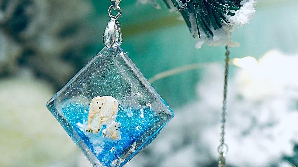 Polar Bear & Baby
