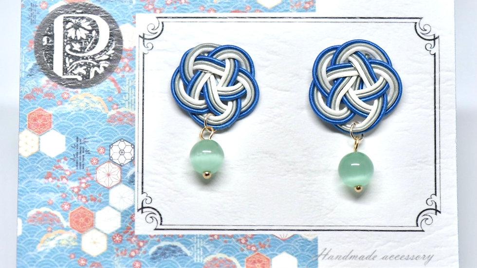Mizuhiki - Blue Ume