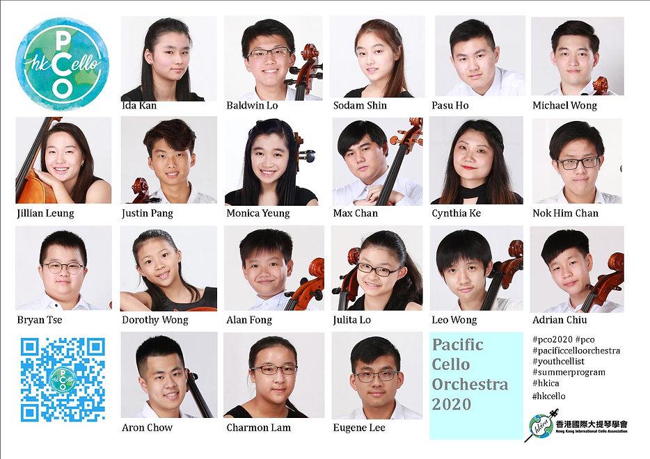member headshots (PCO 2020) in full phot