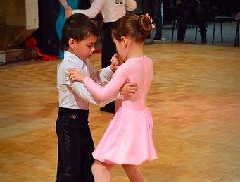 Танцы для детей. Ритмика и бальные танцы. От 3х лет. Одинцово