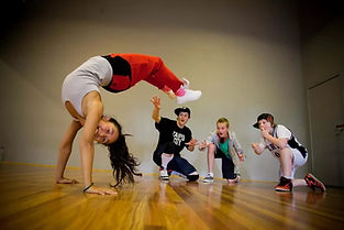 Hip-hop для детей, уличные танцы для детей, брейк данс