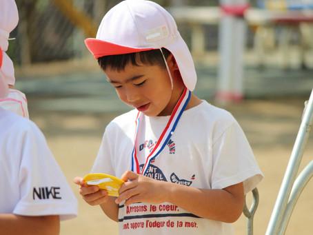 運動会に思う。挑戦の原動力の作り方