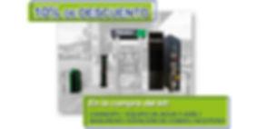 equipo CANNOPY, equpo aguay aire, basurero, estacion de cobro, aceitero