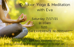 717 Outdoor Yoga