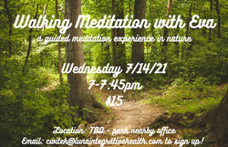 71421 Walking Meditation