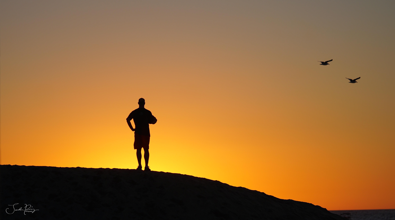 My last Sunset