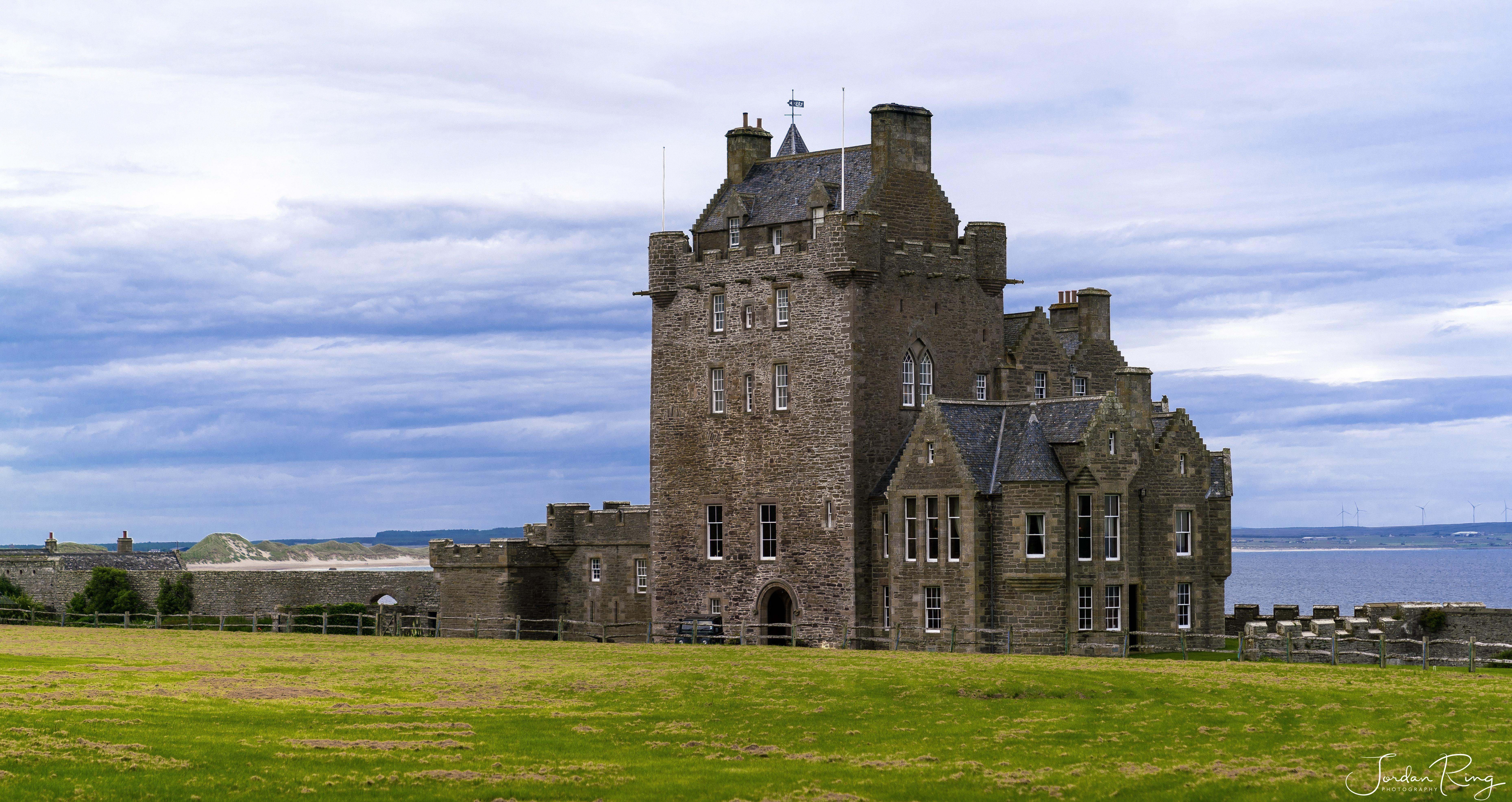 Ackergill Castle