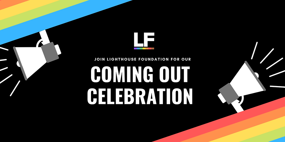 Lighthouse Foundation's Coming Out Celebration