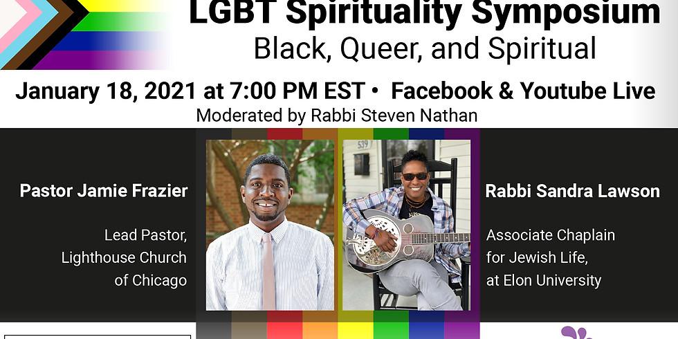 2021 LGBT Spirituality Symposium