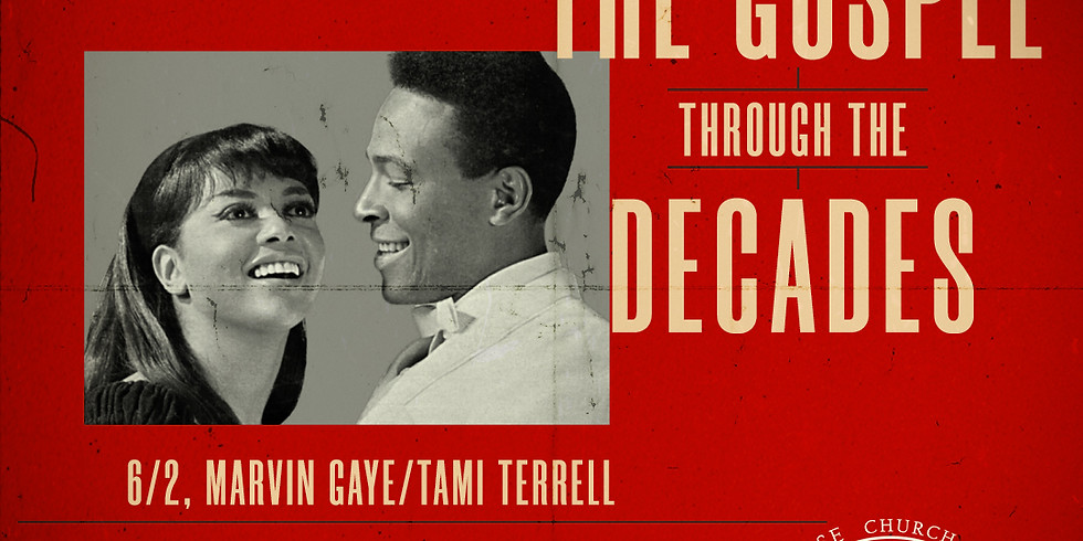 The Gospel Through the Decades Series Launch & Soul Food Dinner
