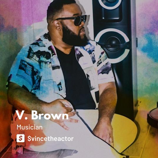 V. Brown
